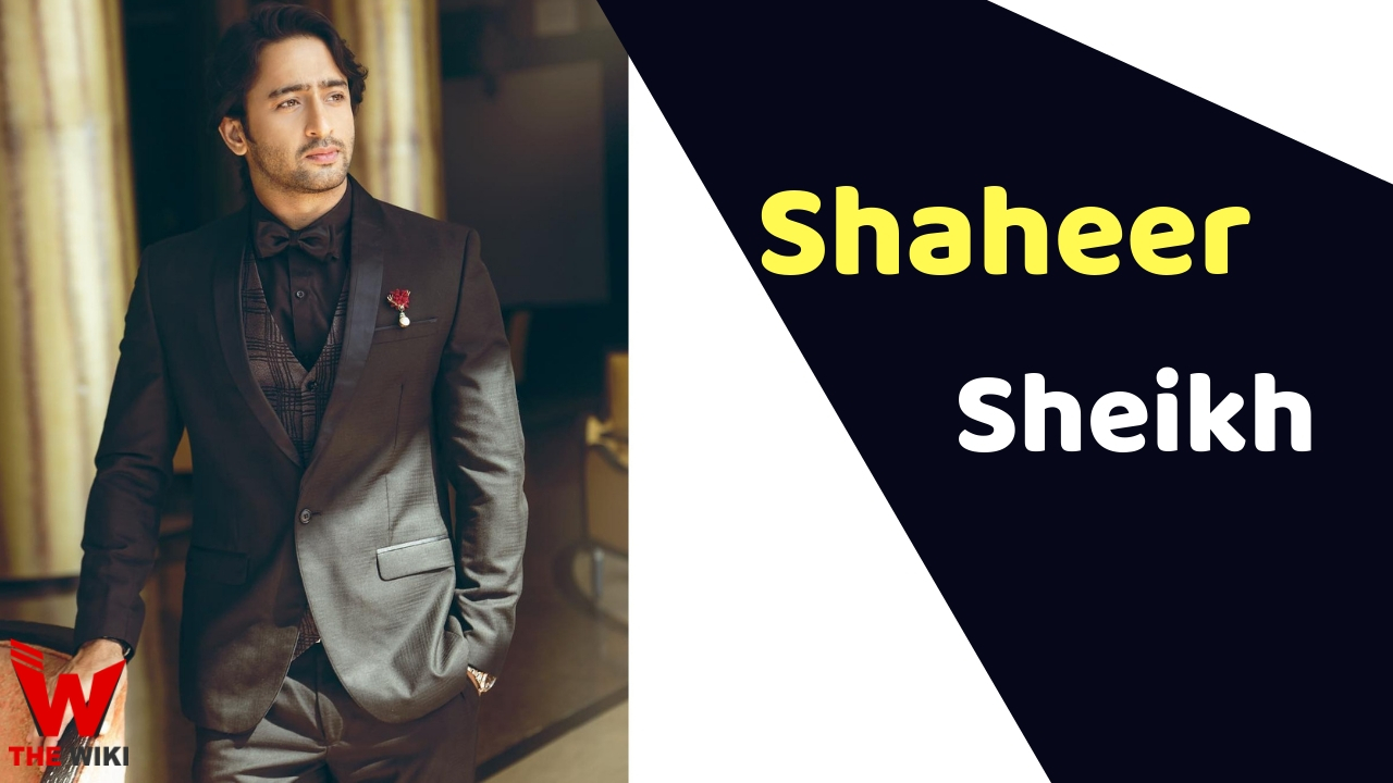 Shaheer Sheikh (TV Actor)