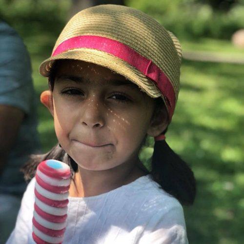 Shaheer Sheikh (TV Actor) Niece Aairah