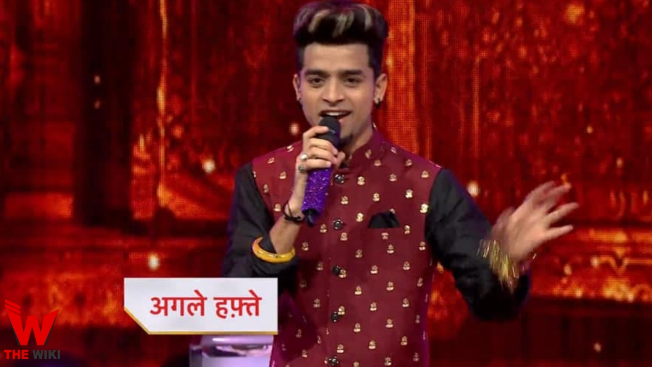 Sumit Saini (The Voice India)