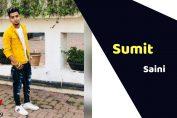 Sumit Saini (The Voice India)
