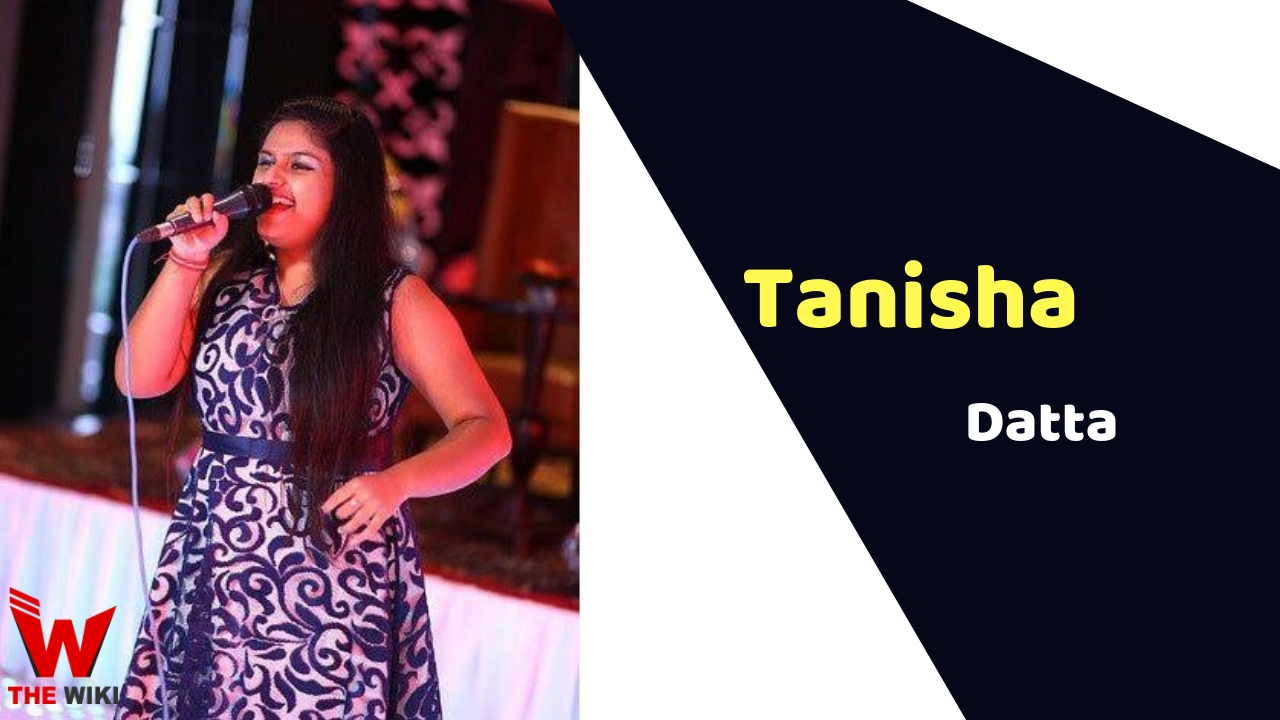 Tanisha Datta (The Voice India)