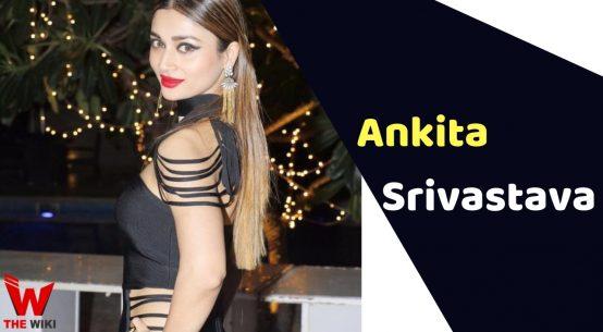 Ankita Srivastava (Actress)