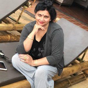 Ankita Srivastava (Actress) Mother