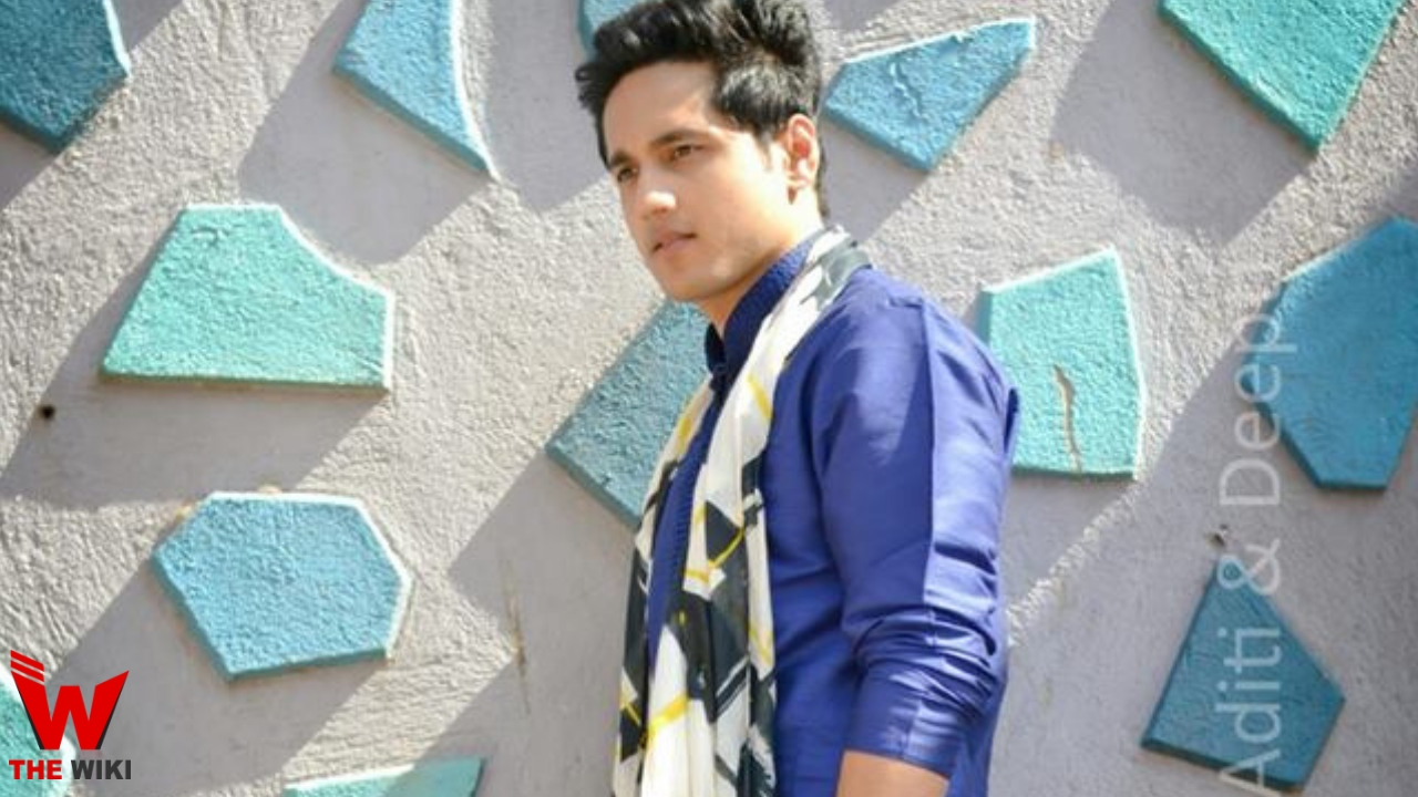 Anshul Pandey (Actor)