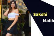 Sakshi Malik (Bom Diggy Diggy Actress)