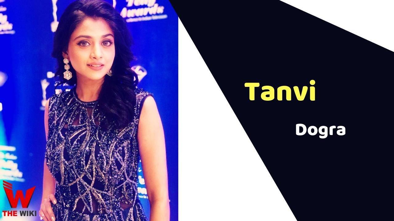 Tanvi Dogra (Actress)
