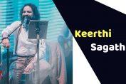 Keerthi Sagathia (Singer)