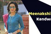 Meenakshi Kandwal (Anchor)