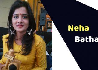 Neha Batham (Anchor)
