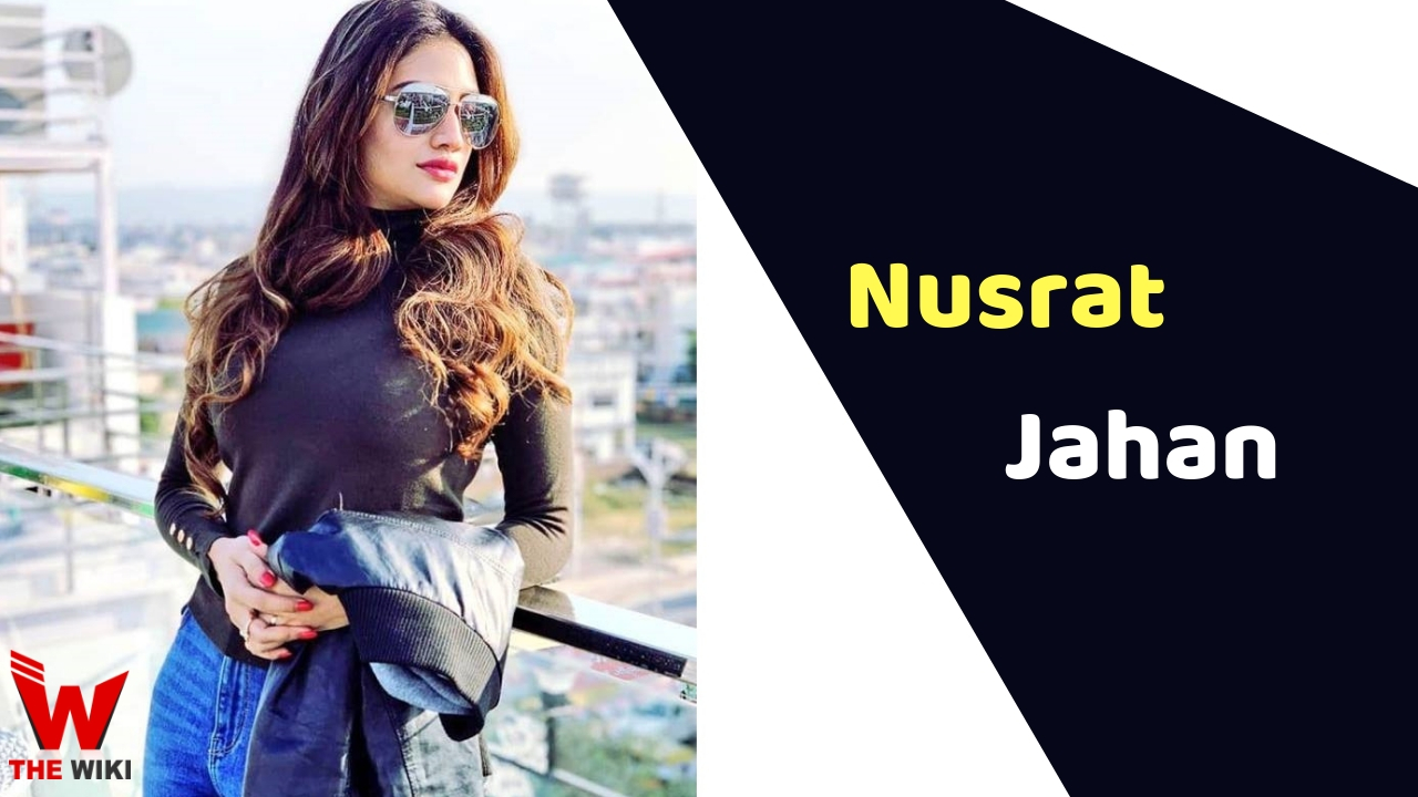 Nusrat Jahan (Actress)