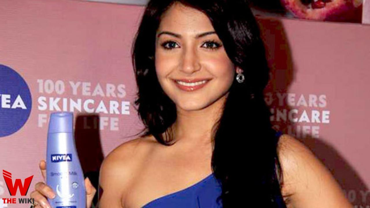 Anushka Sharma Actress