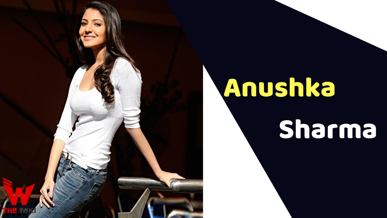 Anushka Sharma Actress