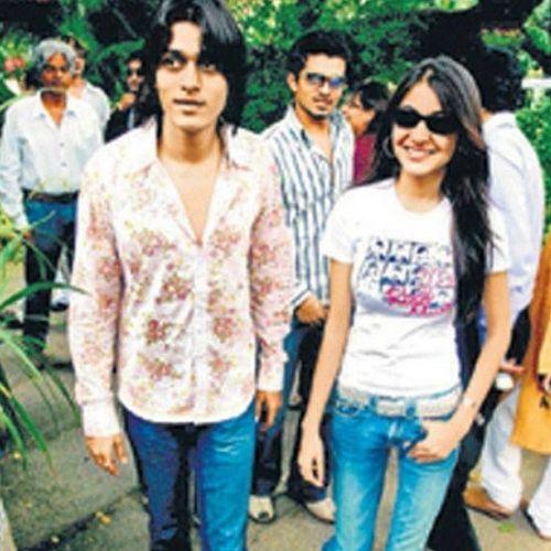 Anushka Sharma with Zoheb Yusuf