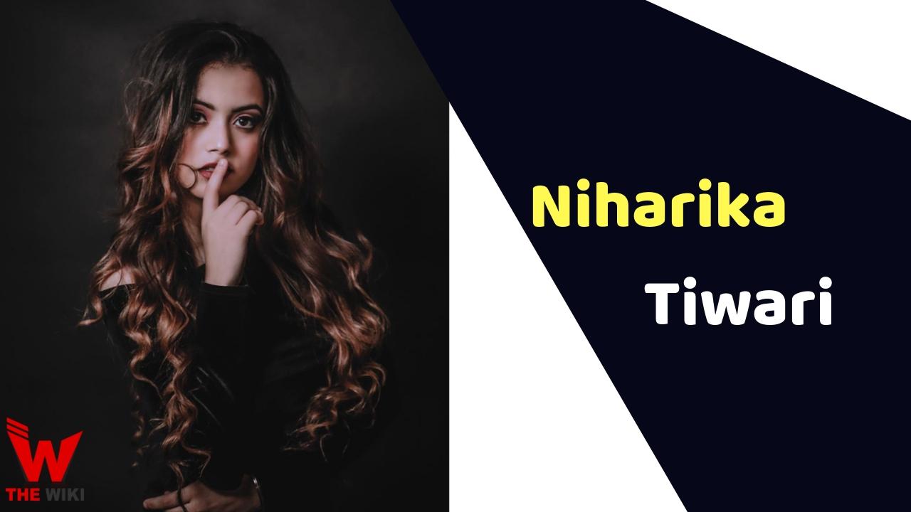 Niharika Tiwari (MTV Roadies)