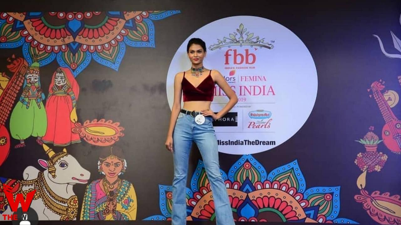 Suman Rao (Miss India 2019)