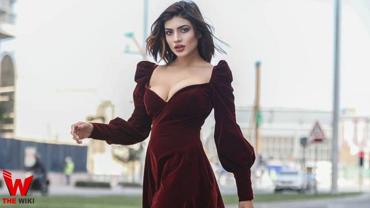 Urvi Shetty (Model)