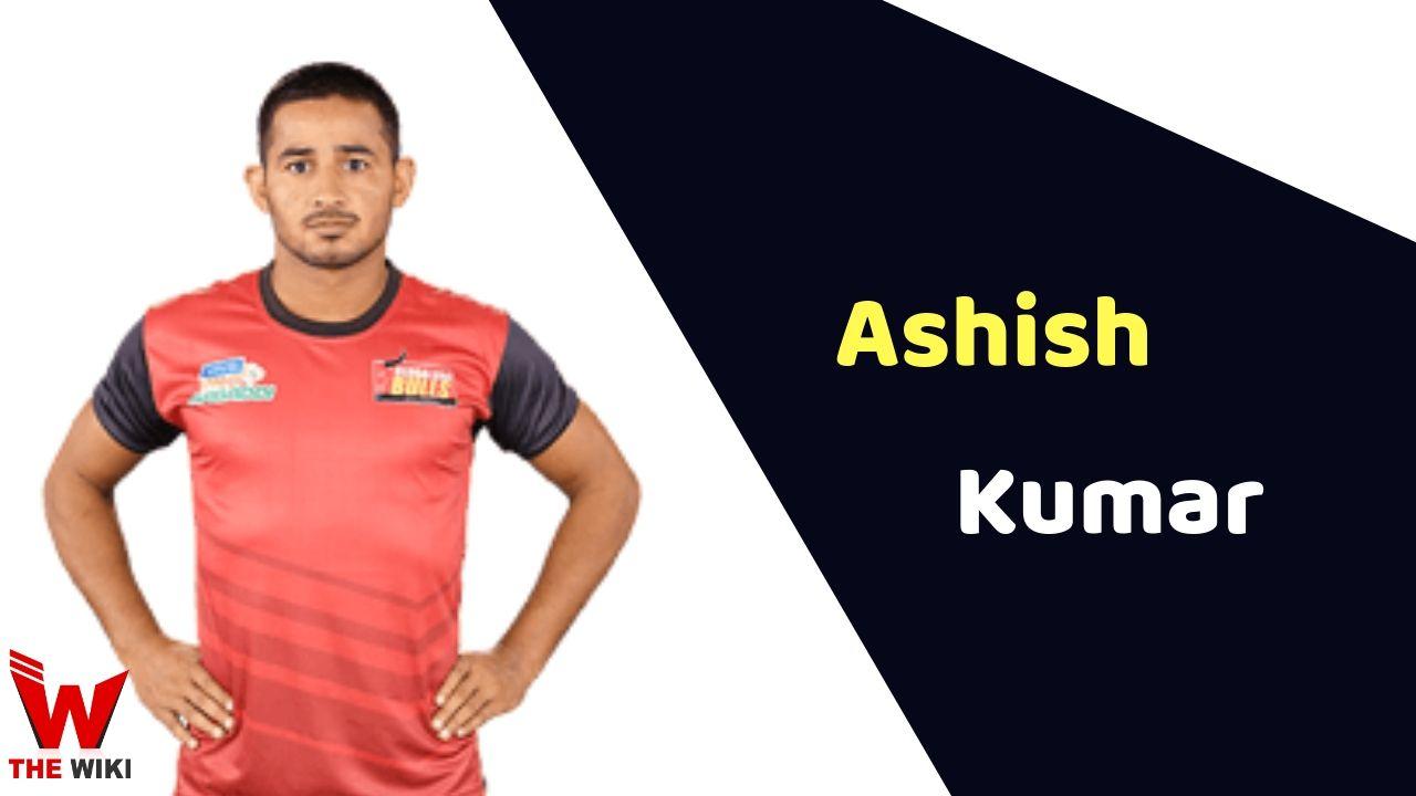 Ashish Kumar Sangwan (Kabaddi Player)