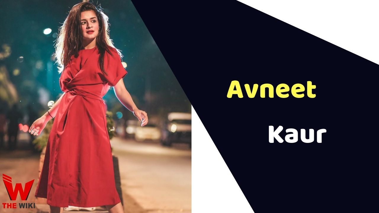 Avneet Kaur (Actress)