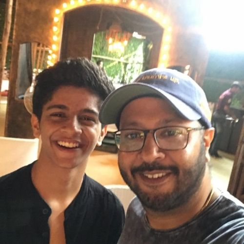 Avneet Kaur Father and Brother