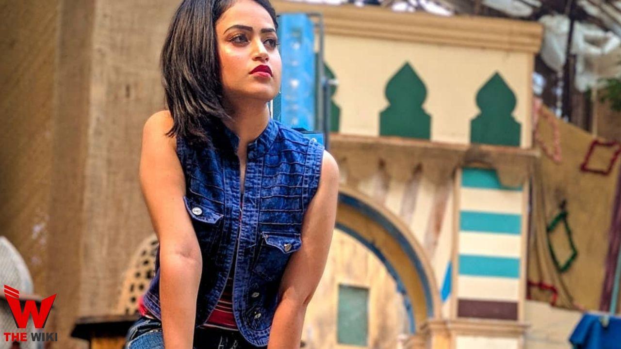 Farhina Parvez (Actress)