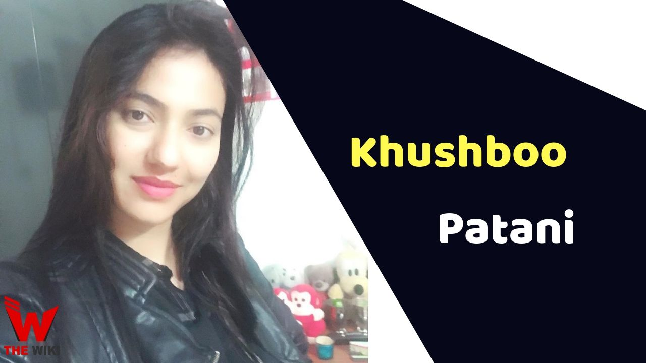 Khushboo Patani (Disha Patani Sister)
