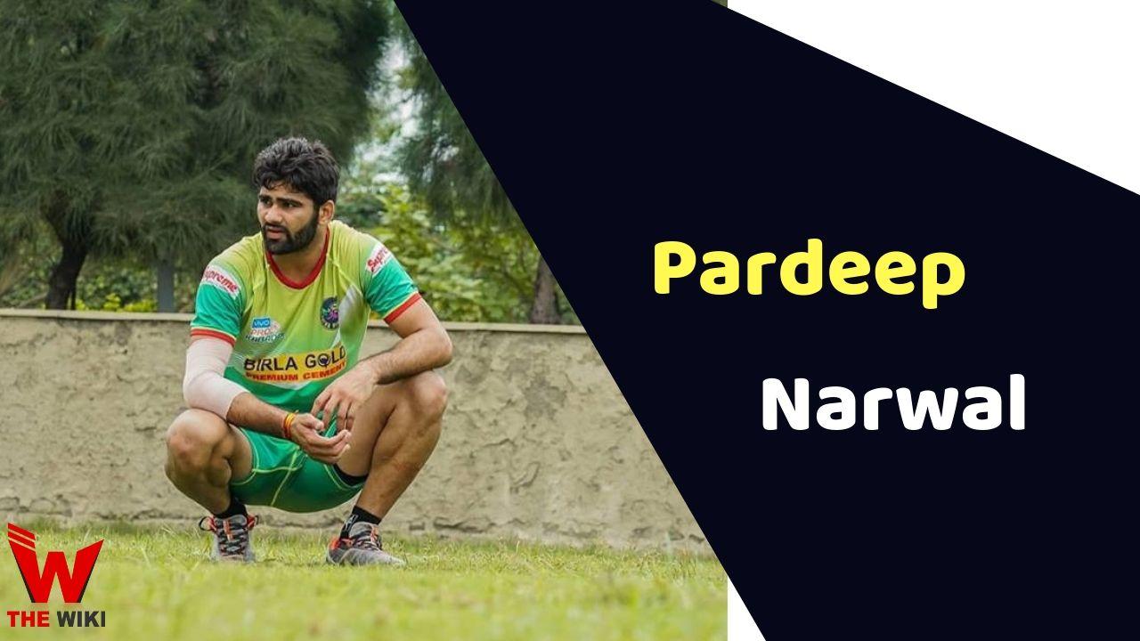 Pardeep Narwal (Kabaddi Player)