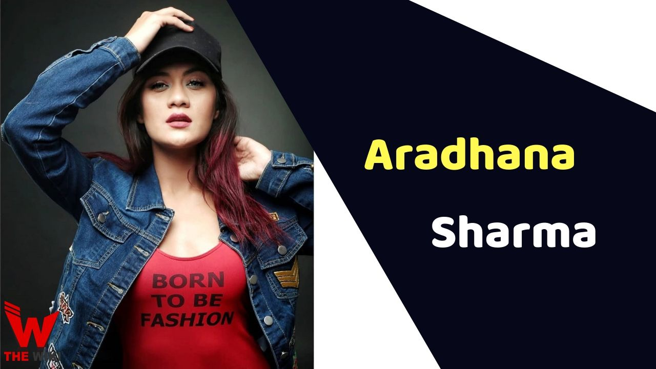 Aradhana Sharma (MTV Splitsvilla)