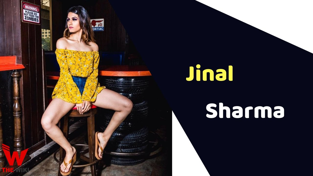 Jinal Sharma (MTV Splitsvilla)