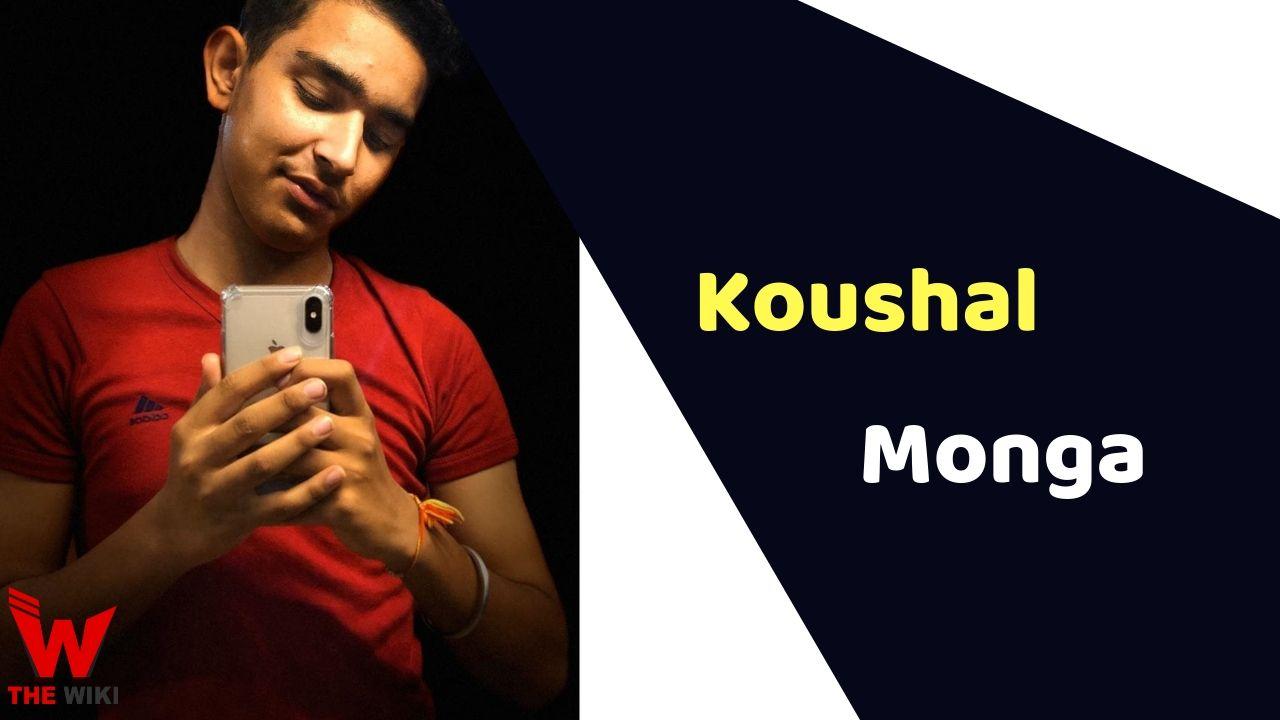 Koushal Monga (Actor)