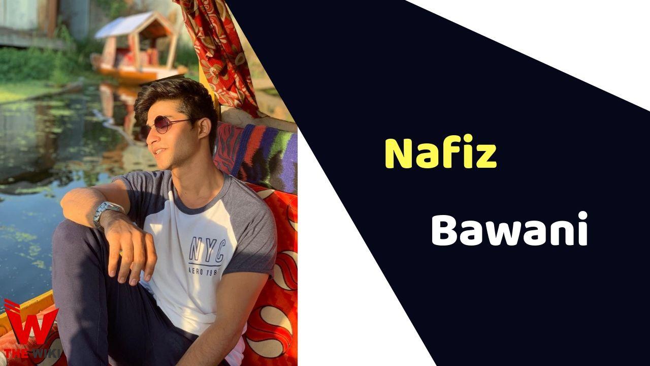 Nafiz Bawani (TikTok Star)
