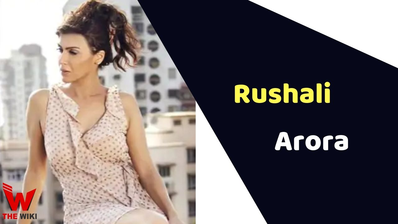 Rushali Arora (Actress)