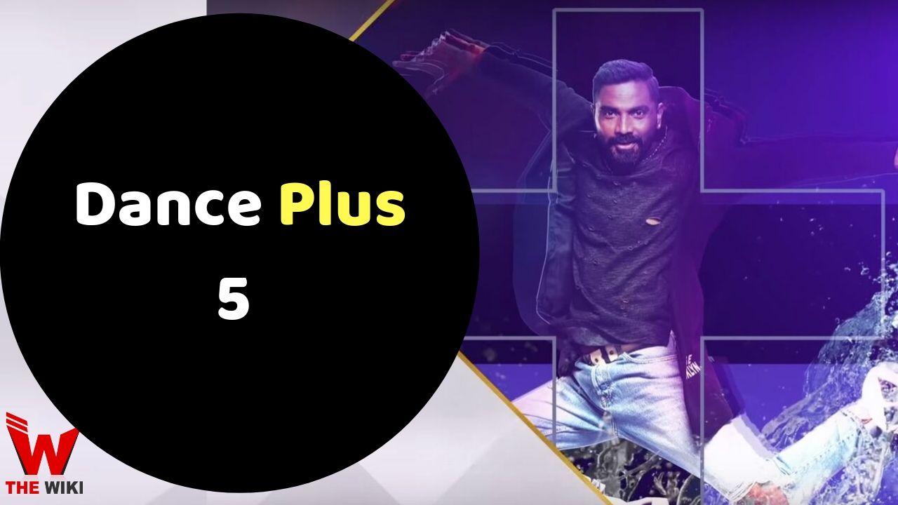 Dance Plus 5 (Star Plus)