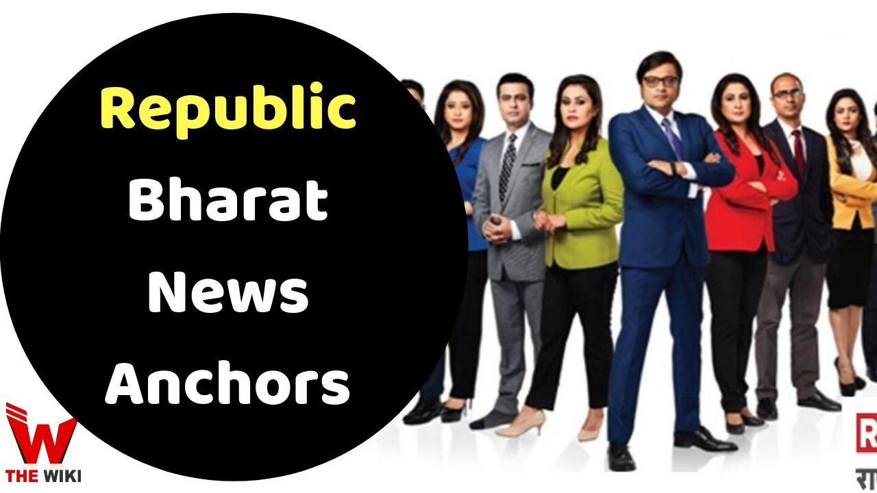 List of Republic Bharat News Anchors
