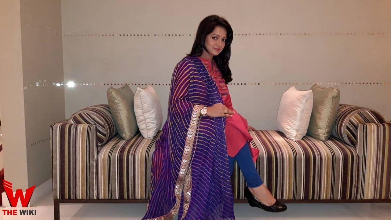 Preeti Raghunandan (News Anchor)