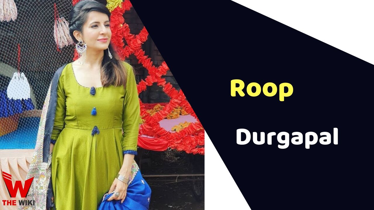 Roop Durgapal (TV Actress)