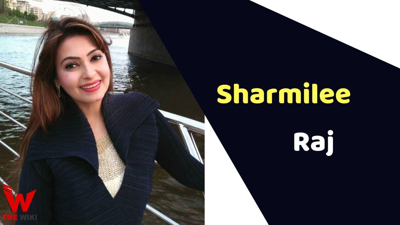 Sharmilee Raj (Actress)