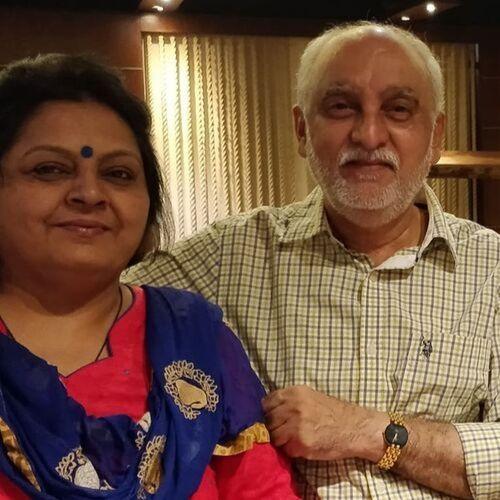 Zalak Desai (Actress) Parents