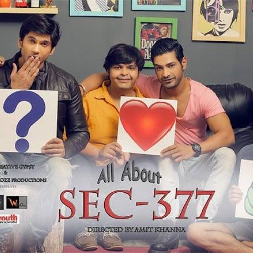 All About Section 377 (2016)