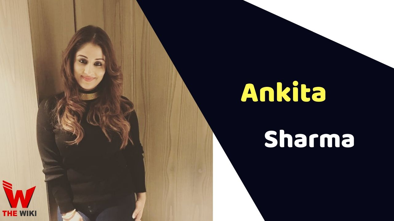 Ankita Mayank Sharma (Actress)