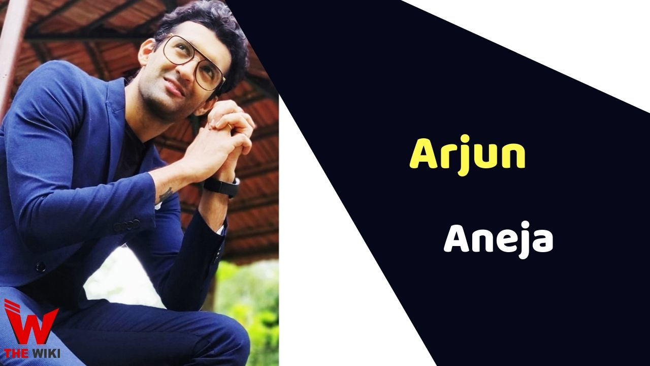 Arjun Aneja (Actor)