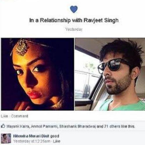 Deeksha Kanwal Sonalkar and Ravjeet Singh