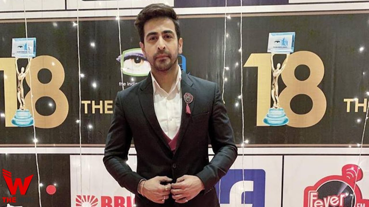 Dishank Arora (Actor)