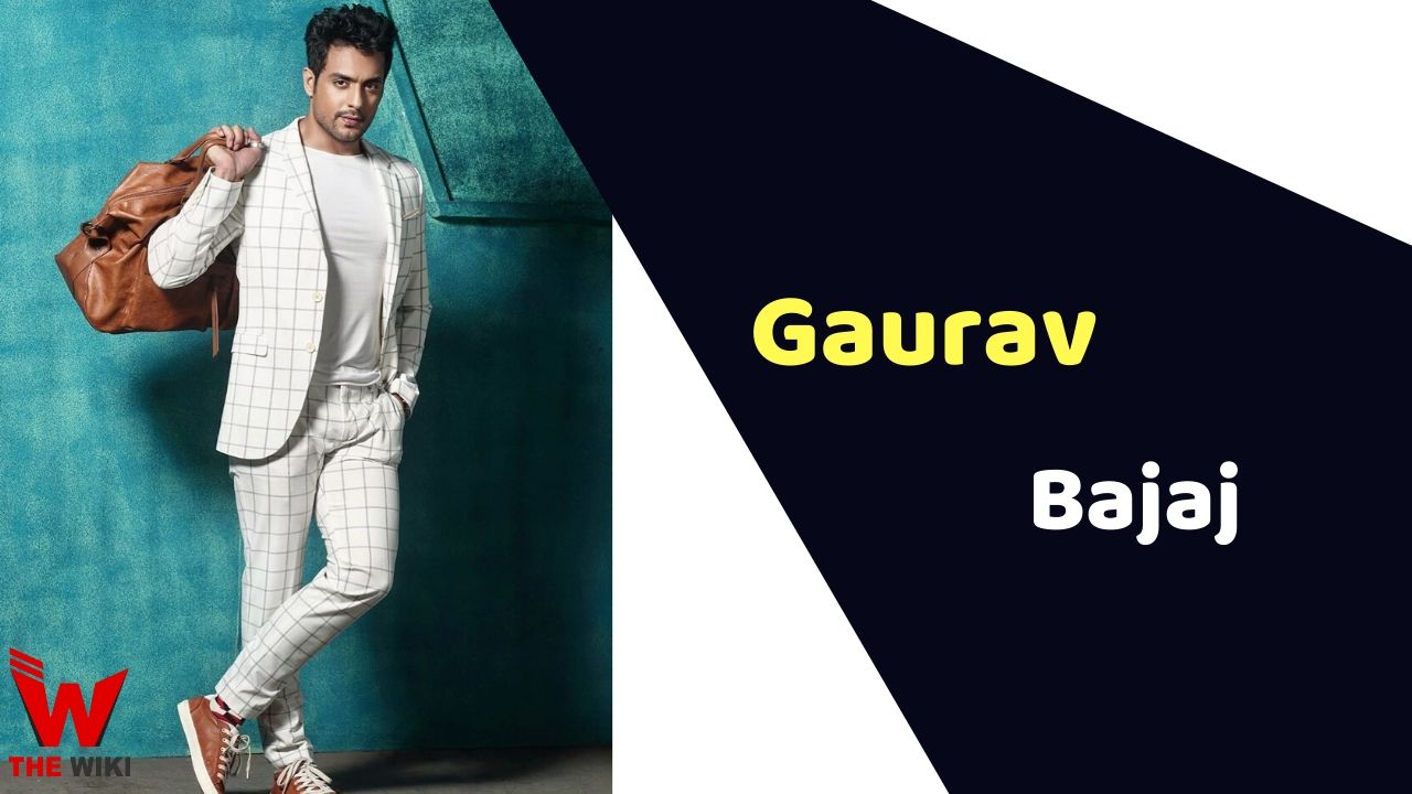 Gaurav S Bajaj (Actor)