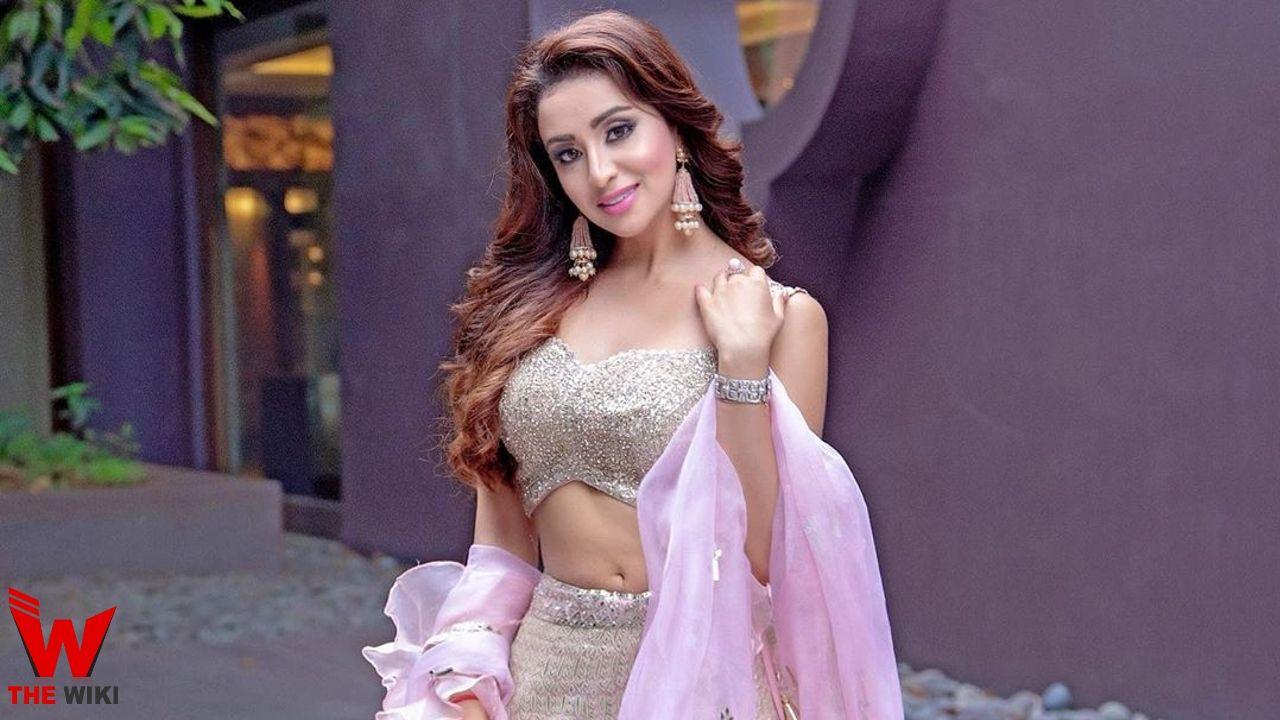 Musskan Sethi (Actress)
