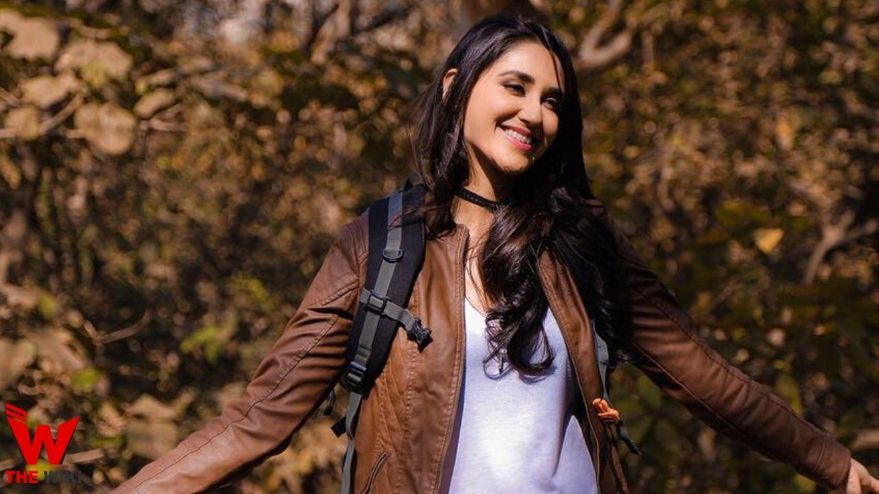 Nikita Dutta (Actress)