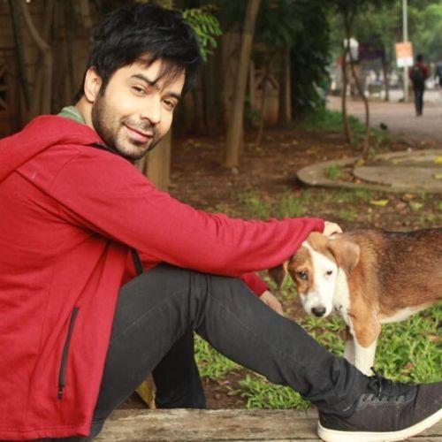 Rahulram is a animal lover