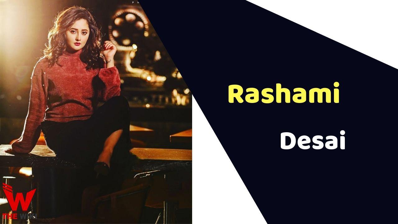 Rashami Desai (Actress)