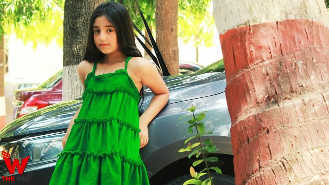 Samriddhi Yadav (Child Actor)