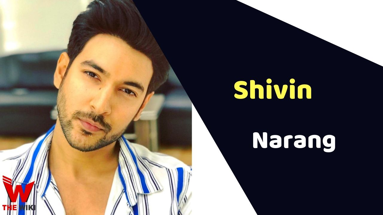 Shivin Narang Actor