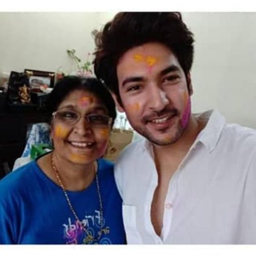 Shivin's Mother Suman Narang